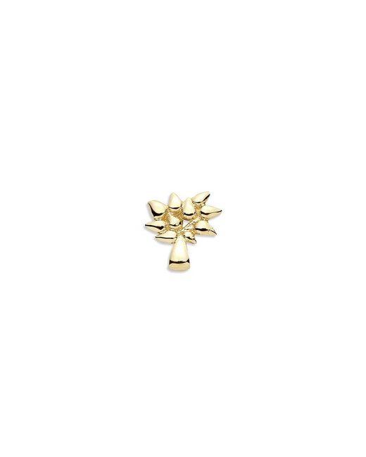 Loquet London - Metallic 18k Yellow Gold Tree Of Life Charm - Family - Lyst