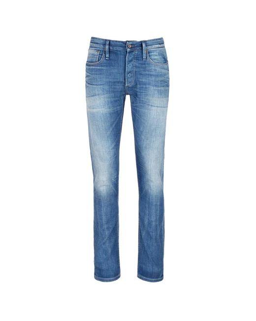 Denham | Blue 'razor' Slim Fit Jeans for Men | Lyst