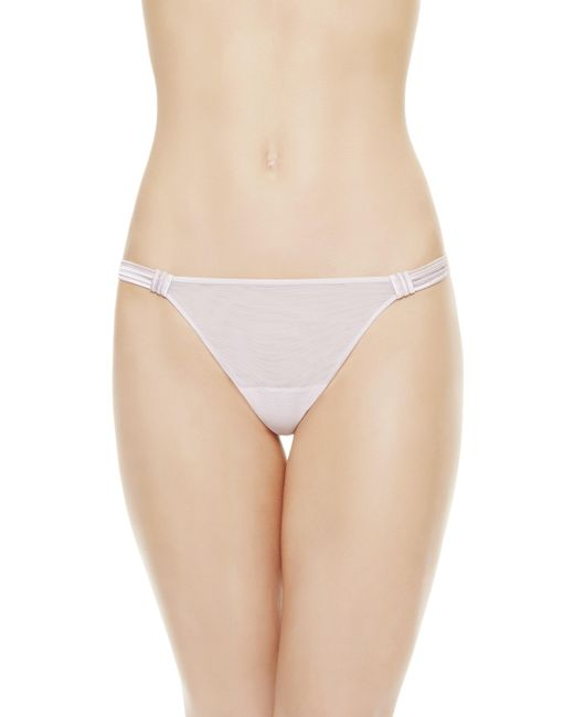 La Perla | Purple G-string | Lyst