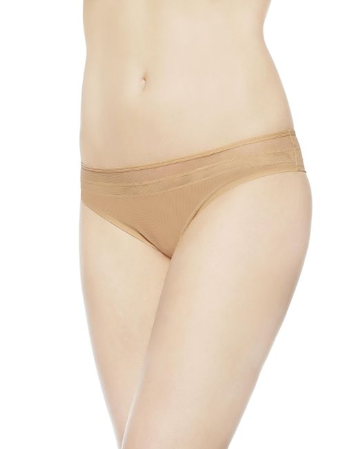 La Perla | Natural Mid-rise Briefs | Lyst