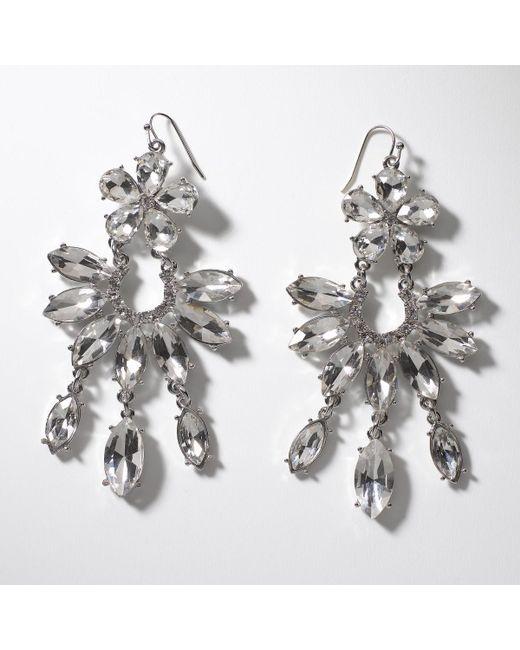LA REDOUTE - Metallic Earrings - Lyst