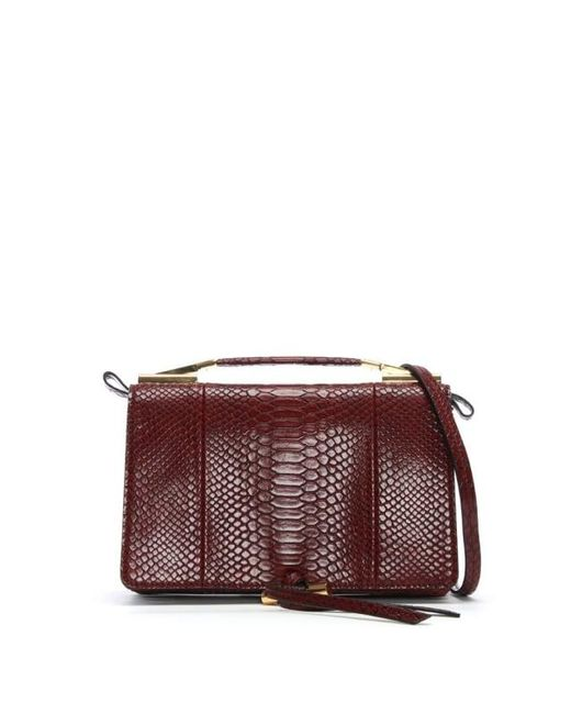 GV3 Mini Snake-Effect Leather Shoulder Bag Givenchy Discount Collections Outlet Get To Buy Original For Sale Cheapest Price Online 2p8I5C4s