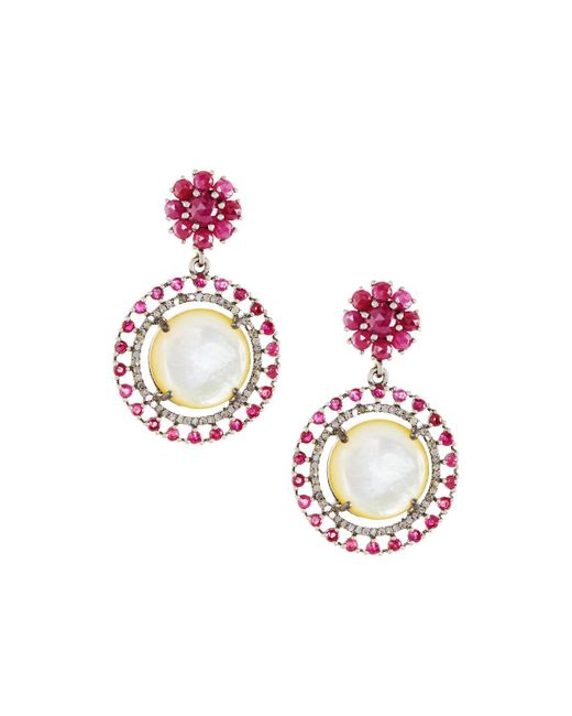 Bavna | Multicolor Mother-of-pearl | Lyst