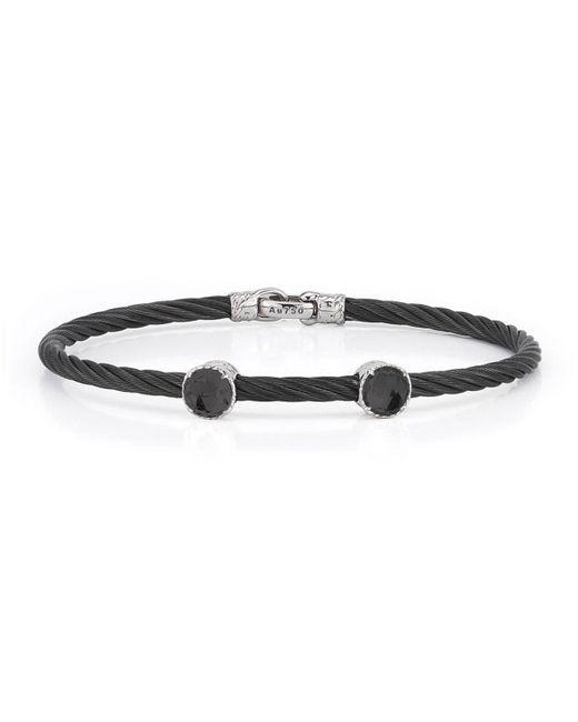 Alor - Multicolor Double Onyx Station Cable Bracelet - Lyst