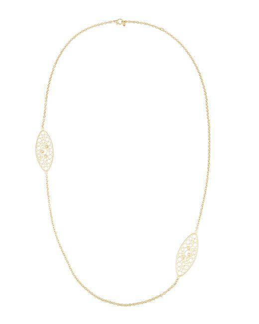 Roberto Coin | Multicolor Bollicine Diamond Station Necklace | Lyst