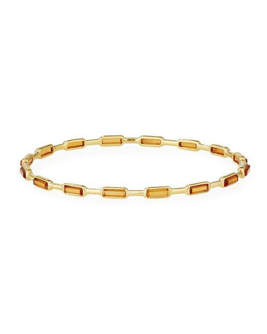 Ippolita | Brown Rock Candy® Gelato 18k 16-stone Garnet Bangle | Lyst