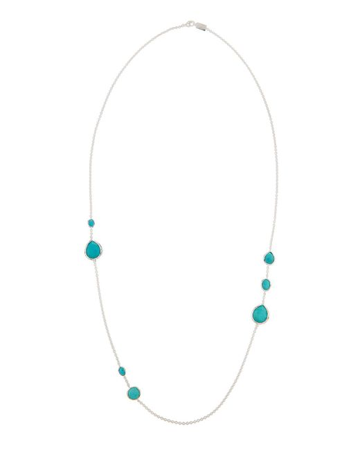 Ippolita Rock Candy Gelato Layering Necklace in Onyx, 33