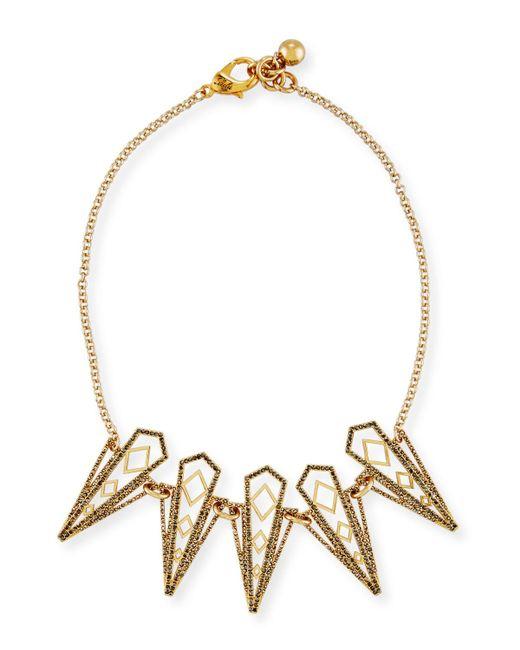 Lulu Frost - Metallic Voyage Statement Necklace for Men - Lyst