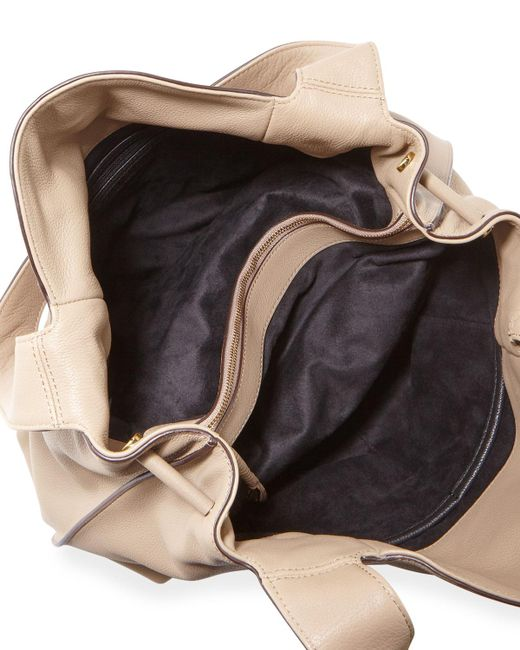 4ab7f5805319 ... Donna Karan - Multicolor Pebbled Leather Large Hobo Bag - Lyst ...