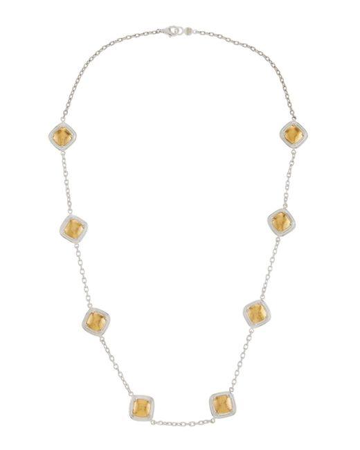 Gurhan - Metallic Malibu Short Eight-station Necklace - Lyst