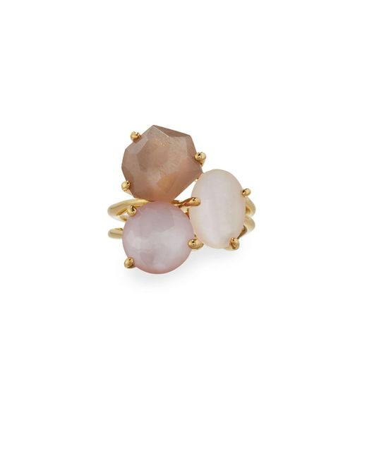 Ippolita | Multicolor Rock Candy Gelato 18k Mixed Gem Cocktail Ring | Lyst