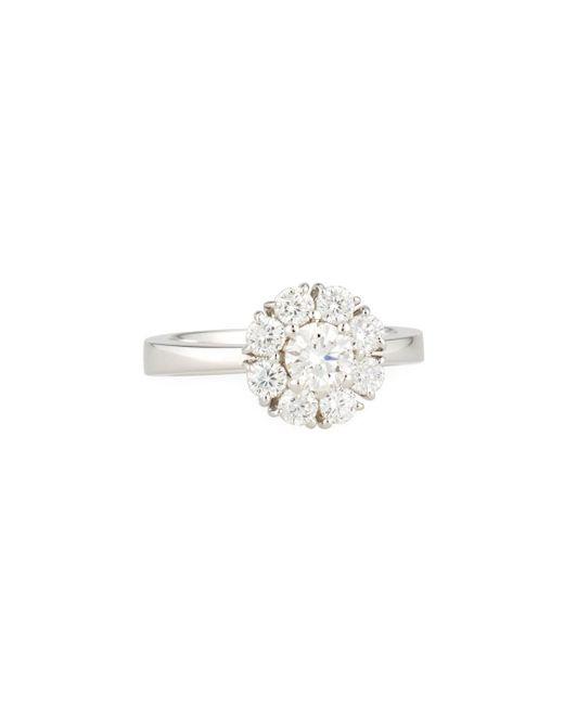 Roberto Coin - 18k White Gold Multi-diamond Ring - Lyst