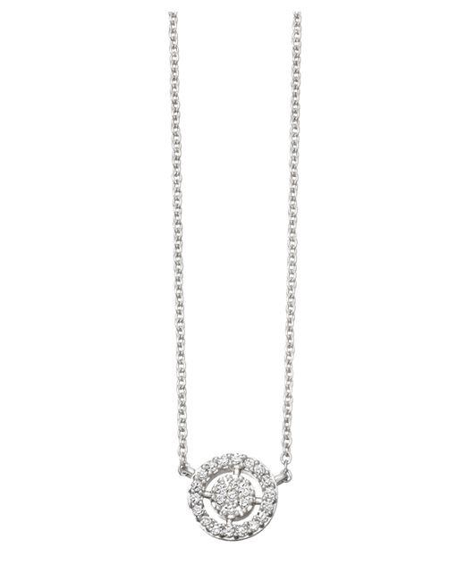 Astley Clarke - Multicolor White Gold Mini Icon Aura Pendant Necklace - Lyst