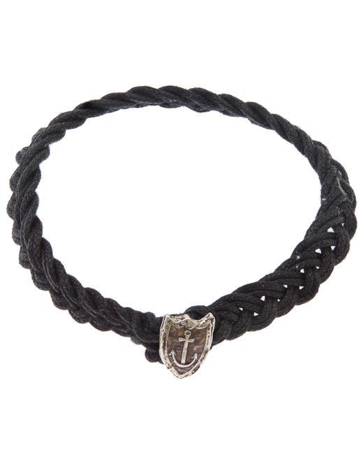 Pyrrha - Metallic Unshakeable Anchor Bracelet for Men - Lyst
