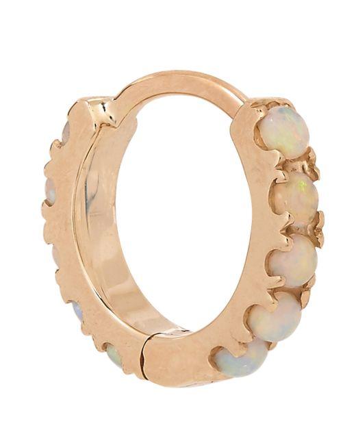 "Maria Tash - Multicolor 1/4"" Natural Opal Eternity Earring - Lyst"