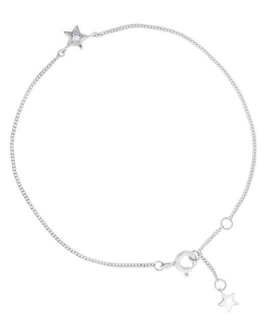 Dinny Hall | White Gold Diamond Star Bracelet | Lyst