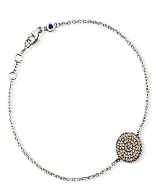 Astley Clarke | Open Star 14ct White-gold and Diamond Bracelet | Lyst