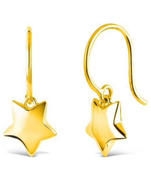 Dinny Hall - Metallic Gold Vermeil Talitha Statement Earrings - Lyst