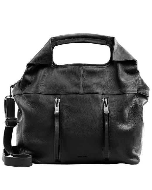 Linea Pelle | Black Wyatt Large Tote Bag | Lyst