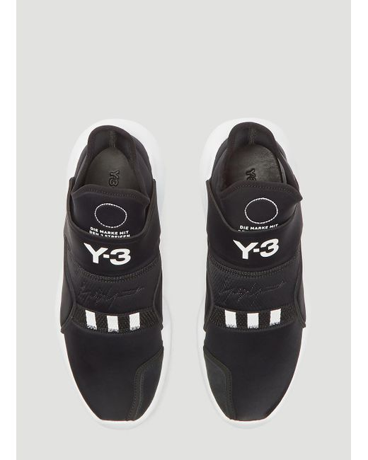 63fae65a2e7 Y-3 Suberou Sneakers In Black in Black for Men - Save 31% - Lyst