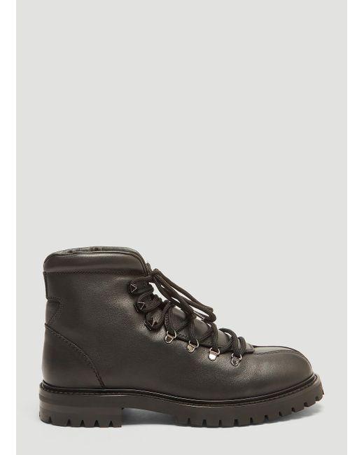 5c35b4e7068 Women's Rockstud Combat Boots In Black