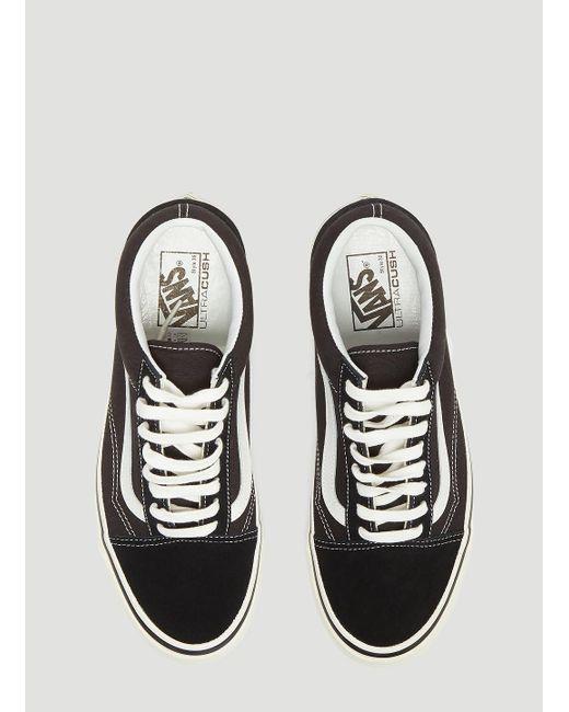 5fdfee9639 Lyst - Vans Old Skool 36 Dx Sneakers In Black in Black for Men ...