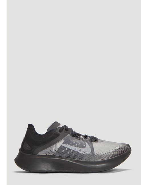 5582834c842e Nike - Gray Zoom Fly Sp Fast Running Sneakers In Grey for Men - Lyst ...