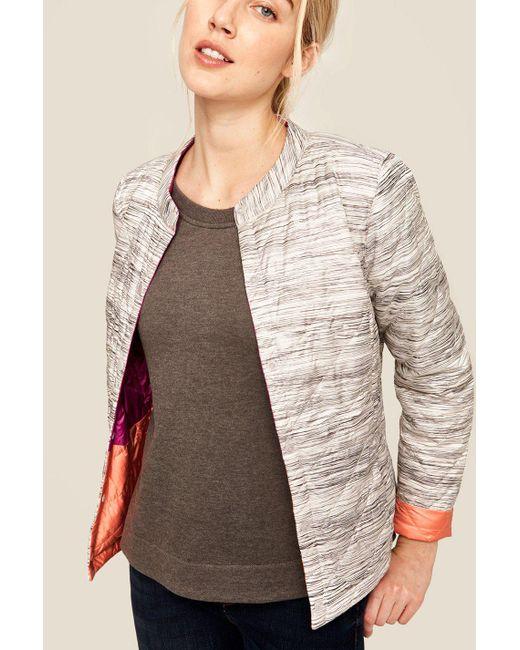 Lolë - Multicolor Kora Reversible Jacket - Lyst