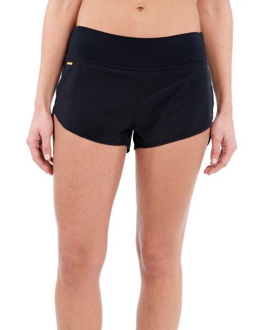 Lole Women | Black Sylviane Shorts | Lyst