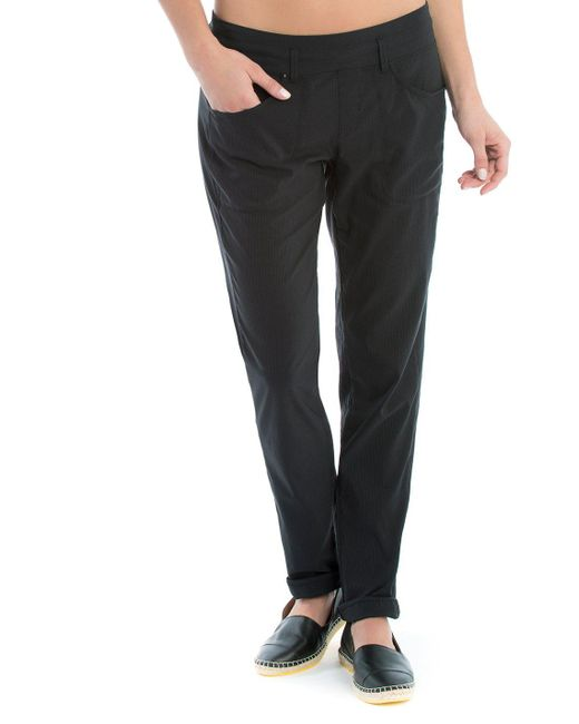 Lolë - Black Gateway Pants for Men - Lyst