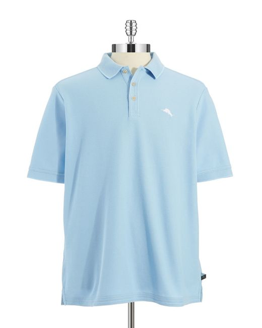 Tommy Bahama | Blue Emfielder Polo Shirt for Men | Lyst