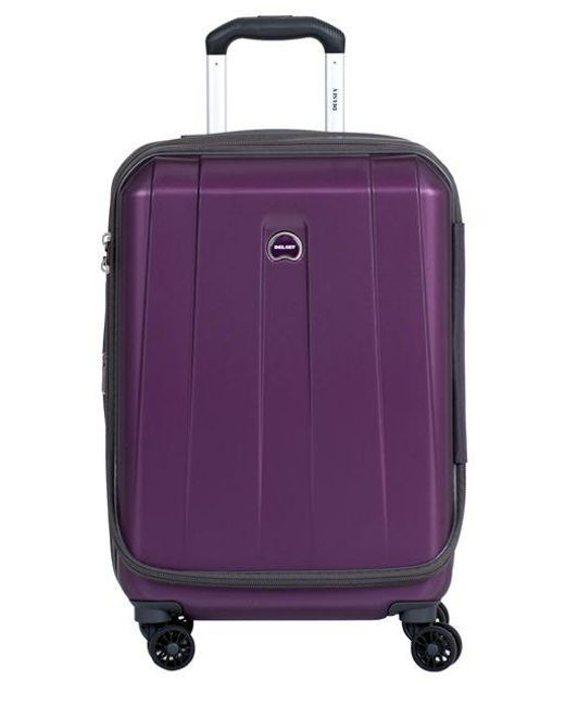 Delsey | Purple Shadow 3.0 Expandable Carry-on Spinner | Lyst