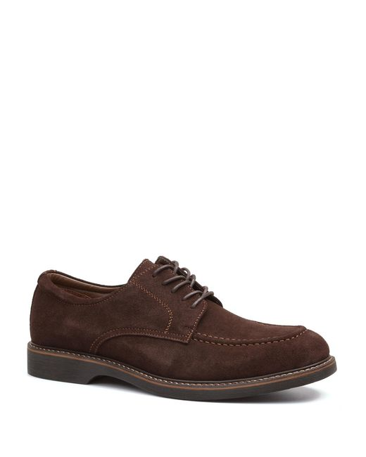 G.H. Bass & Co. | Brown Pasadena 1 Suede Derby Shoes for Men | Lyst