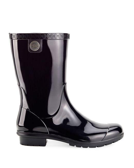 UGG | Black Wendell Sienna Boots | Lyst