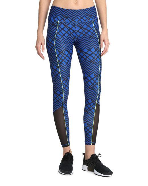 2xist | Blue Core Leggings | Lyst