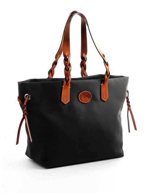 Dooney & Bourke | Black Nylon Shopper | Lyst