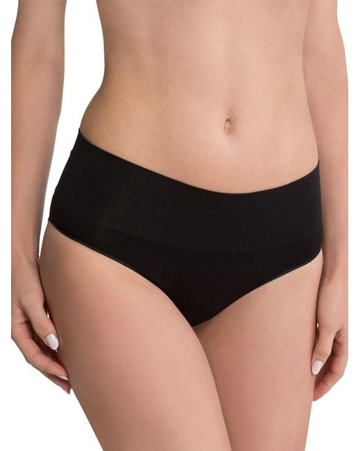 Spanx | Black Everyday Shaping Panties | Lyst