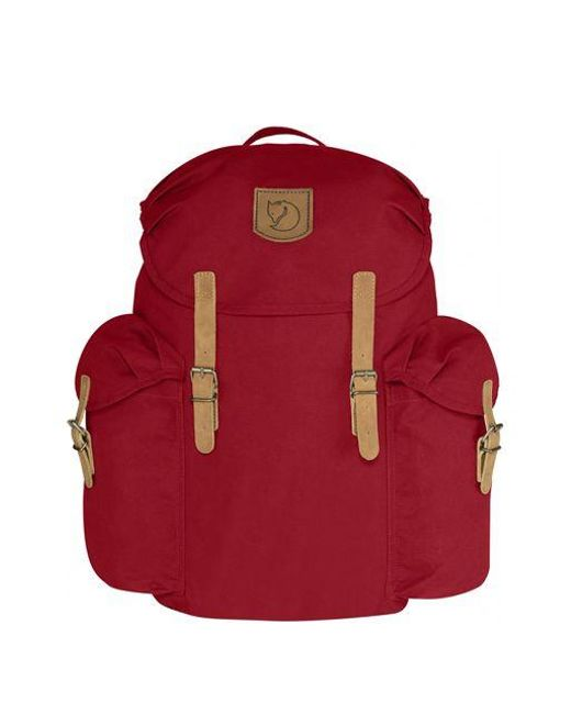 Fjallraven | Red Ovik Backpack for Men | Lyst