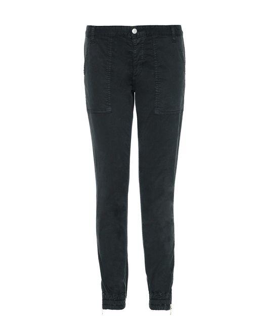 Joe's Jeans | Black Edita Flight Zip Pants | Lyst