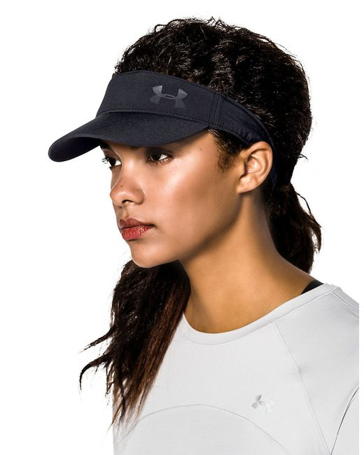 Under Armour | Black Fly Fast Visor | Lyst