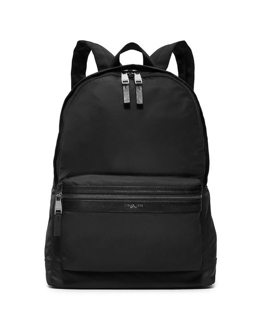 Michael Kors | Black Nylon Backpack for Men | Lyst