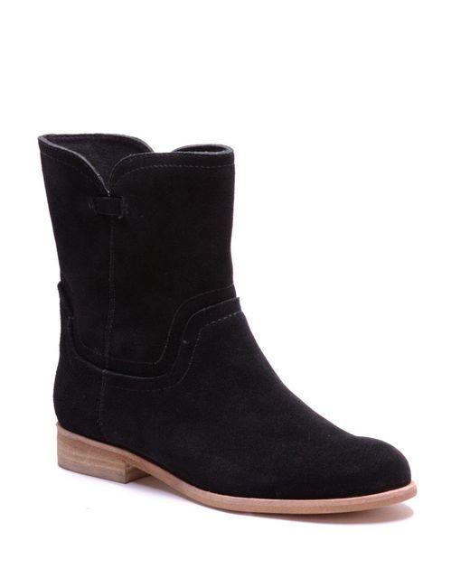 Splendid | Black Palisade Suede Boots | Lyst