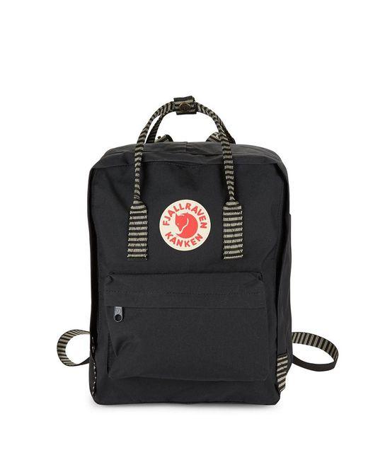 Fjallraven - Black Kanken Classic Backpack - Lyst