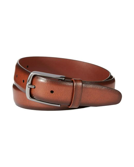 Perry Ellis - Brown Reversible Leather Belt for Men - Lyst