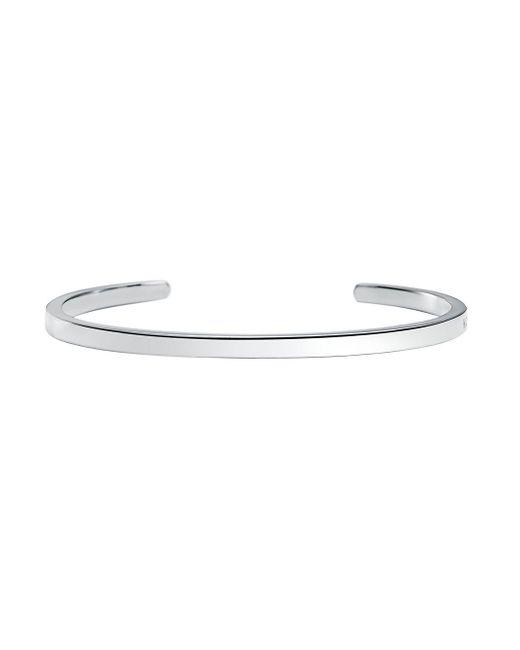 Michael Kors - Metallic Custom Kors Sterling Silver Insert Bracelet - Lyst