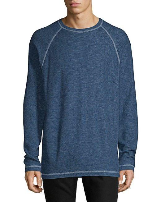 Tommy Bahama - Blue Fortuna Flip Reversible Sweatshirt for Men - Lyst