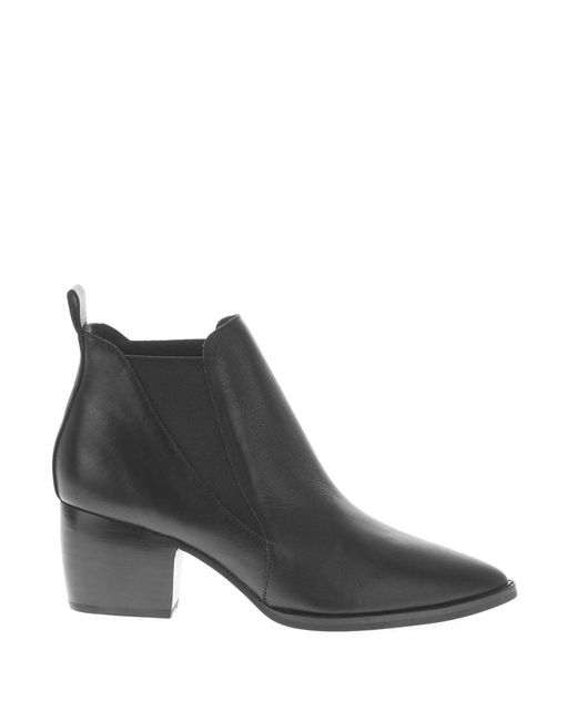 Sol Sana - Black Bruno Leather Chelsea Boots - Lyst