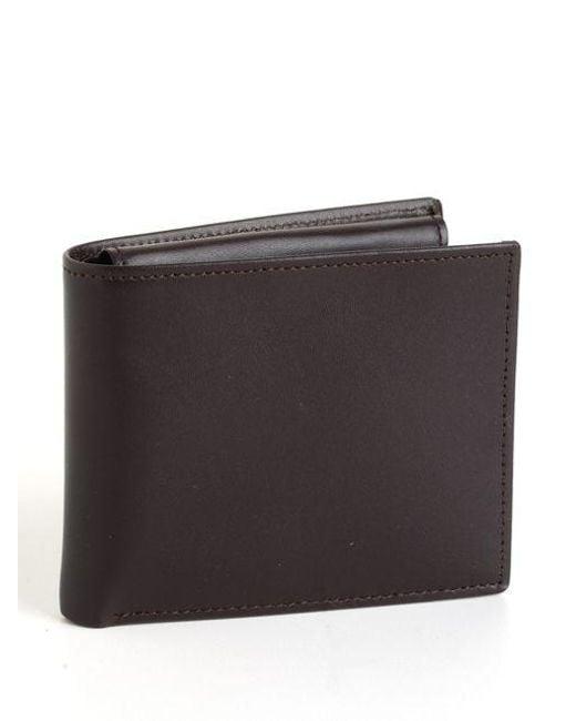 Perry Ellis - Black Sutton Wallet for Men - Lyst