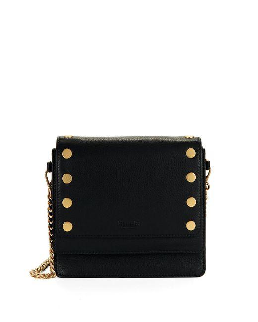 Hammitt - Black Jeffrey Leather Crossbody Bag - Lyst