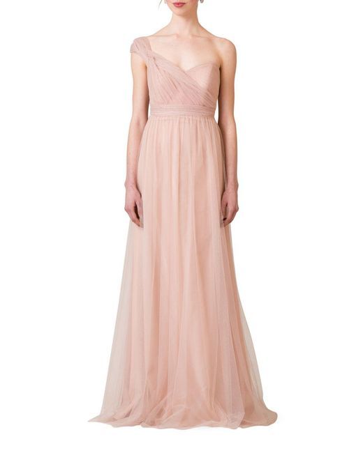 Jenny Yoo - Pink Annabelle Tulle Convertible Dress - Lyst